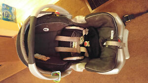 Graco snugride 35 carseat and two bases Kitchener / Waterloo Kitchener Area image 1