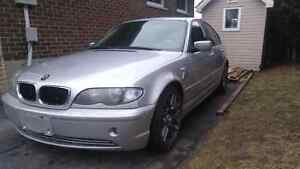 2002 BMW 320i for sale as is