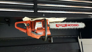 Husqvarna 61 chainsaw