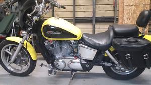 97 Honda Shadow 1100