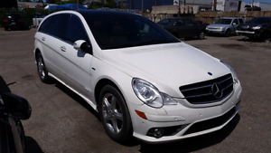 2010 Mercedes R350 bluetec diesel 4matic