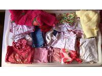 New born, 0-3m Girls Clothes