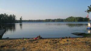 Last minute 4 bdr waterfront cottage Aug.24-27 $90 nt