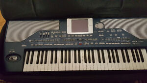 korg pa800...+case+keyboard stand+persian beat