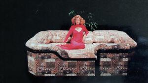 Vintage Roche-Bobois 1977 Furniture Catalog For Sale RARE!!