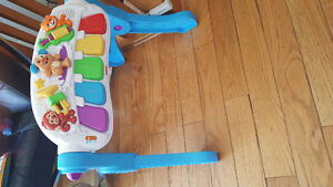 Fisher price stand and play toy