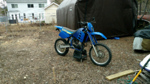 Husaberg 500cc dirtbike. Price dropped $1000!