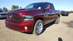 2016 RAM 1500 SPORT QUAD CAB WE HAVE A GREAT SELECTION! 16R15992