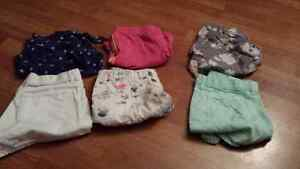 Brand Name Size 14 Girl's Shorts & Nighty