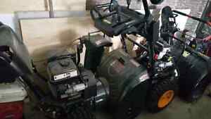 Reliable Snow removal starting at $105/month liscenced and insc. Strathcona County Edmonton Area image 3