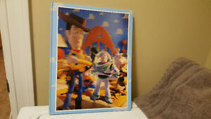 Toy Store The Art and Making of the Animated Film Hardcover/1995