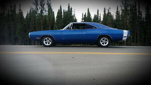 Rare 1970 Charger 500 Number Matching
