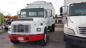 CHIPPER TRUCK FOR SALE