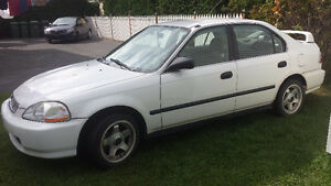 1997 Honda Civic 4 portes Berline