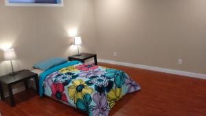 Room rental, short/long-term, downtown,NAIT.