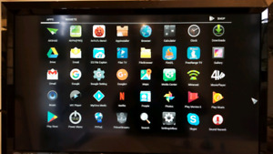 Vizio 37 in LCD TV WITH Android box