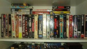 Salut Je possede plus de 5000 VHS 150 Betamax Et Une 100 De DVD West Island Greater Montréal image 10