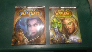 World of Warcraft & Burning Crusade Bradygames Strategy Guide