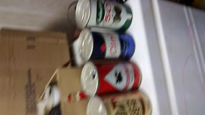Giant beer can collection London Ontario image 1