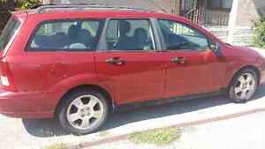 2003 Ford Focus Wagon $400 first come first take...