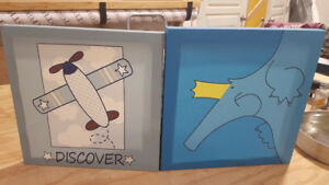 Pictures for childs room