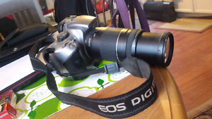 I hava an canon ep-ex15 rebal eos camera