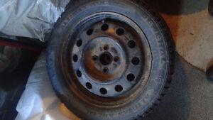 3 pneus hiver