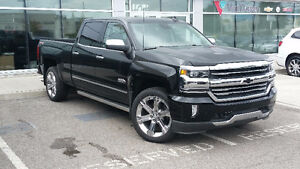2016 Chevrolet Silverado High Country -  6.2L V8, Brand New!!