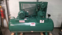 5HP 575V 2 Stage Air Compressor W/ NEW PUMP and WARRANTY!