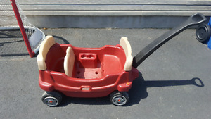 Little Tikes - Wagon - Chariot - Brouette