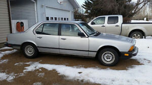 project 1984 BMW733I