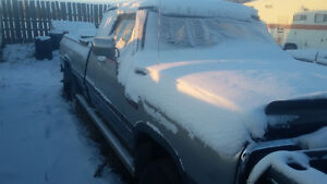 Parting out 1992 Power Ram 250
