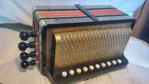 Hohner button accordion $600 obo Cambridge Kitchener Area image 2
