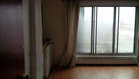 Metro Laurier, Furnished studio apartment (Plateau Mont-Royal)