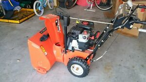 """Ariens 24"""" snowblower Gas with Electric start"""