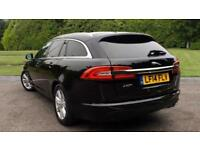 2014 Jaguar XF 2.2d Luxury Sportbrake Auto wi Automatic Diesel Estate