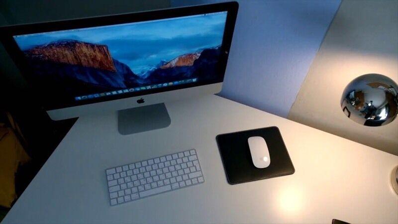 """Apple iMac 2015 late 21.5""""1 year Apple warrantyin Bradford, West YorkshireGumtree - Apple iMac 2015 late 21.5""""1 year Apple warranty 1.6Ghz8Gb 1 TBCorei5 Pick up from Mobile world 96 heaton road Bd9 4rj Bradford"""