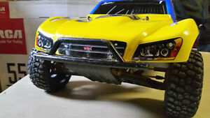 TRAXXAS SLASH 2WD RC CAR Cash or trade for guitars, amps...