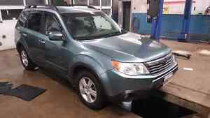 Subaru Forester - 8500 $ or trade for BMW or Jeep