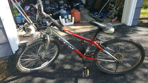 20 inch CCM Boys Mountain Bike (24 Speed)