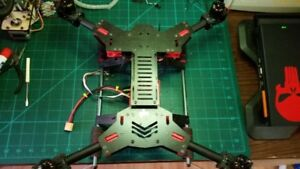 H450 Carbon Fiber Folding Quadcopter