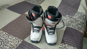 20 $ snowboarding boots