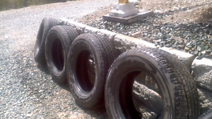 4 Goodyear Wrangler Tires For Sale