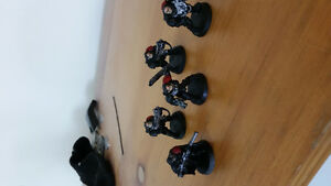20.00  has space marine scouts for sale
