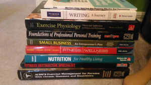 Fitness and Health Promotion Textbooks