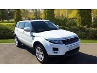 2011 Land Rover Range Rover Evoque 2.2 SD4 Pure 5dr Automatic Diesel Hatchback