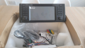 Android radio Bmw x5 BREND NEW