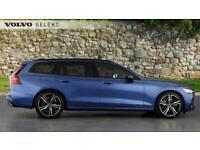 2018 Volvo V60 SPORTSWAGON 2.0 T5 R DESIGN Pro 5dr Auto Estate Petrol Automatic