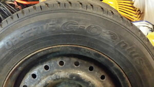 "15"" Toyo Snow Tires Kitchener / Waterloo Kitchener Area image 5"