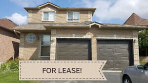 SOUTH END 3 BEDROOMS DETACHED FINISHED BASEMENT IMMEDIATELY